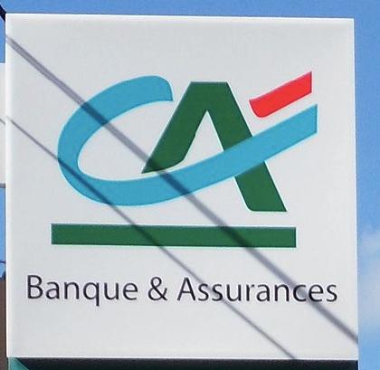 Banque Crédit Agricole Chalamont