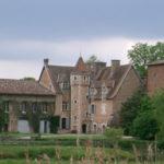 Vue d'ensemble du Château de Saint Paul de Varax