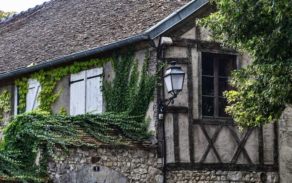 Medieval-house-wooden