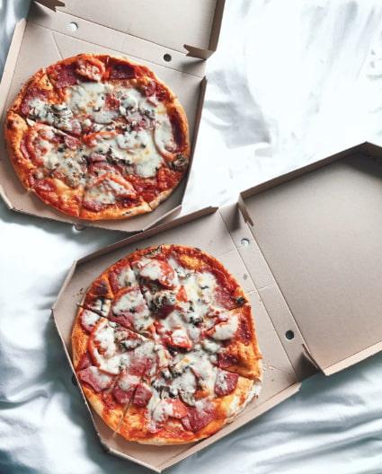 Restaurant la Pizza de Chalamont