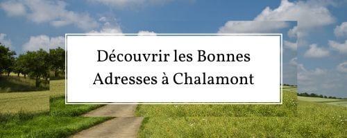 Bonnes Adresses à Chalamont