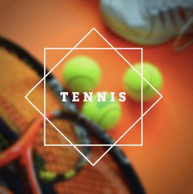Bouton-tennis