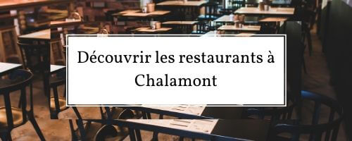 Restaurants à chalamont
